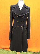 Zara Woman dressy black coat . Size  Small.