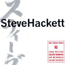 STEVE HACKETT-THE TOKYO TAPES-IMPORT 2 CD+DVD I32