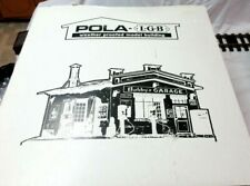 POLA 1931 BOBBY'S GARAGE LIMITED EDITION W/ NUMBERED CERTIFICATE