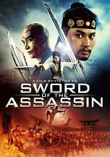 SWORD OF THE ASSASSIN-Hong Kong RARE Kung Fu Martial Arts Action movie - NEW DVD
