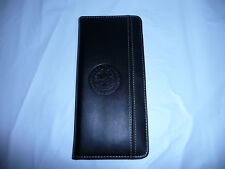 Leed's Man's Wallet  Black