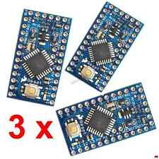 3 x Arduino Pro Mini kompatibel Atmega328 5V 16Mhz - 3er Bundle Set Kit