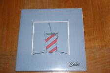 "BLOXX   COKE / CURTAINS    LTD. EDITION 7"" VINYL"