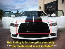 MOPAR Dodge Charger R/T Gloss Black Grille Surround Grill 2011 2012 2013 2014