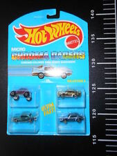Mattel Hot Wheels Micro Chroma Racers Collection II 2 Ultra Fast