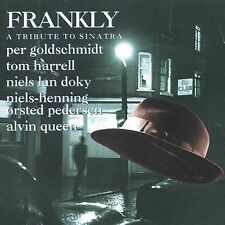 NEW - Frankly - A Tribute to Sinatra by Goldschmidt, Per
