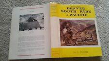DENVER SOUTH PARK & PACIFIC M C POOR H/B  MEMORIAL EDITION