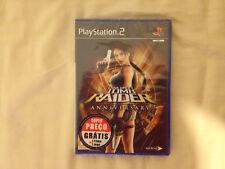 Tomb Raider Anniversary Lara Croft PS2 PAL NUEVO NEW PRECINTADO A ESTRENAR