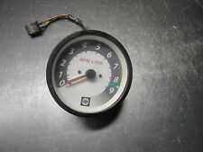 96 1996 SKI DOO 670 SNOWMOBILE PARTS ENGINE MOTOR RPM GAUGE TACHOMETER TACH