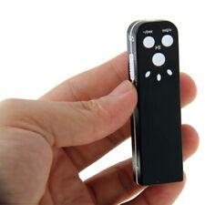 Mini Voice Recorder micrófono espionaje ocultos grabación de audio casa a269 de negocio