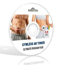 Gymless Ab Toner Program Pack - Video and Guides CD