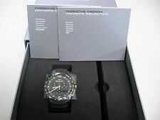 NEW !!Porsche Design Watch Limited Edition Chronograph 918 Spyder WAP0700810D