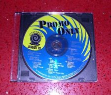 PROMO ONLY ALTERNATIVE CLUB JANUARY 1999 CD