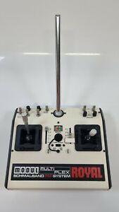 vintage Multiplex ROYAL Modul Schmalband FM System Fernsteuerung