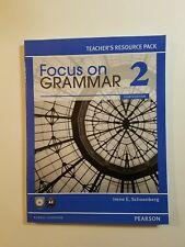 Focus on Grammar 2 Teachers Resource Pack 4th Edition Paperback 2012  D