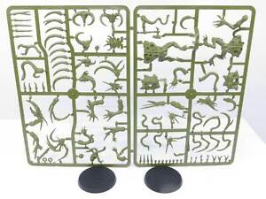 CHAOS SPAWN x 2 - New On Sprues Chaos Space Marines Daemons Warhammer 40K P0q