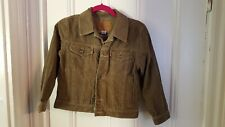 Old Navy Brown Corduroy Jacket Kids size Small
