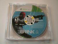 Brink (Microsoft Xbox 360, 2011) Disc Only