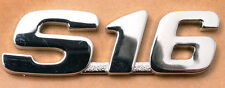 Peugeot 106 silver 106 S16 corps badge-neuf origine peugeot part