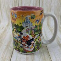 Walt Disney World 'MOM' 3D Coffee Cup Mug 'Four Parks One World' Monorail Mickey