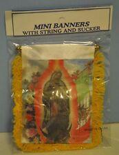 Virgen Maria Mary de Guadalupe Virgencita Guadalupana Morena Banner Banderin NEW
