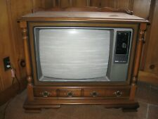 25-inch Rca Xl-100 Color Console Tv