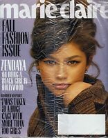 MARIE CLAIRE MAGAZINE SEPTEMBER 2018 FALL FASHION ISSUE-ZENDAYA - SHIPS FREE