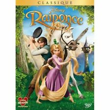 """DVD NEUF """"RAIPONCE"""" Edition Francaise Disney N°101"""