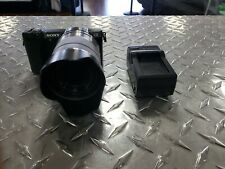 Sony a 5000 20.1 mpx digital camera w 18-55 lens