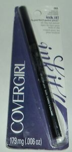 COVERGIRL INK IT! By Perfect Point Plus All Day Eye Pencil VIOLET INK 265 NIP