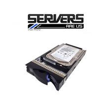 """IBM 73GB 3.5"""" Hard Drive 40K6819 40K6816 15K 4gb fc 23R1771 MAX3073FD"""