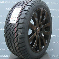 GENUINE RANGE ROVER SPORT SUPERCHARGED 20INCH ALLOY WHEELS+TYRES DISCOVERY 3/4