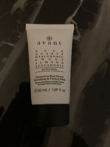 avant harmonious rose quartz revitalising and firming mask 50ml new and sealed