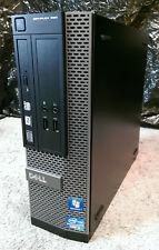 Dell Optiplex 390 SFF Intel Core i3-2100 3.10GHz 4GB/320GB Win7 Pro - HDMI