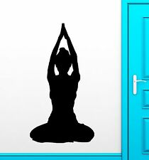 Wall Stickers Vinyl Decal Zen Meditation Yoga Health Wall Decor  (ig002)