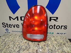 96-03 Chrysler Dodge Plymouth New Tail Lamp Taillamp Light Left Side Mopar Oem