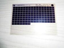 Suzuki GSX 400 L_T / X_1981 Microfilm Catalogo ricambi Pezzo di Listello