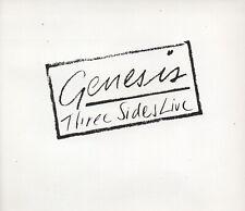 GENESIS - Three sides live - Double CD album