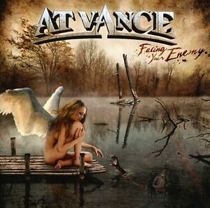 At Vance - Facing Your Enemy [New CD]