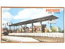 Vollmer 3559 Bahnsteig für Bahnhof Baden Baden Modellbahn H0 OVP 1603-18-51