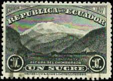 Ecuador Scott #180 Used