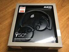 AKG by HARMAN Bluetooth Headphones (Y50BT) - Brand New (FACTORY SEALED)