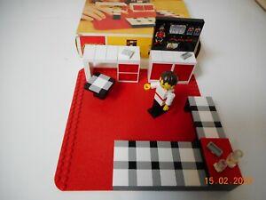 LEGO 266 Homemaker Childrens Room aus 1974