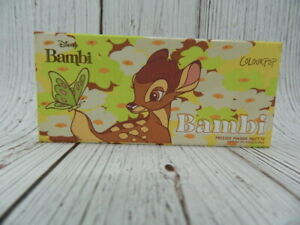 Clourpop x Disney Bambi Pressed Powder Palette NEW NIB