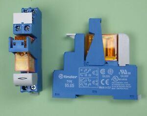 48.52.8.230.0060 - Finder Industrie Koppel Relais 230V AC 2 Wechsler 8A