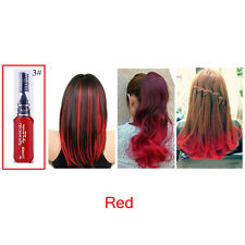 Temporary Color Hair Dye Mascara Hair Chalk Non-toxic Hair Dye Salon DIY
