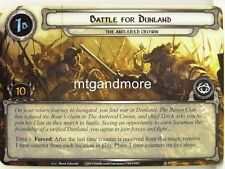 Lord of the Rings LCG - 1x Battle for Dunland #147 - The antlered Crown