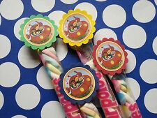 20 Little Einsteins marshmallow party favors, goodie bag fillers, candy buffet