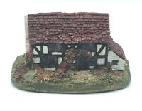 Lilliput Lane - ACORN COTTAGE English Collection S. East SIGNED BY DAVID TATE