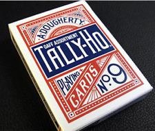Tally-Ho Gaff Deck Playing Cards by CardGaffs